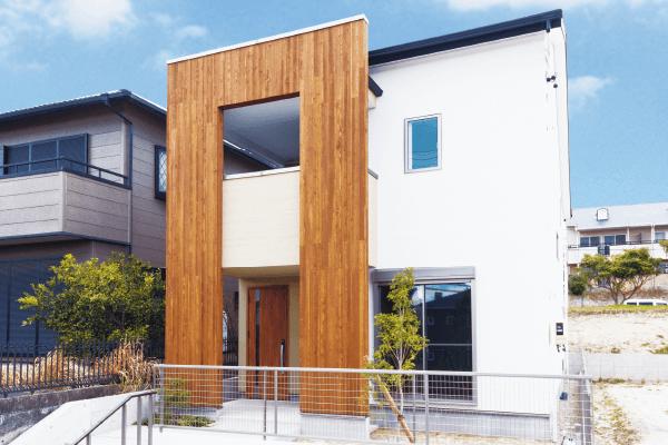 最新の分譲住宅